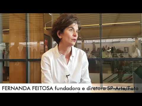Fernanda Feitosa e a SP-Arte/Foto 2017