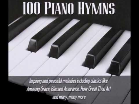 100 PIANO HYMNS CD3