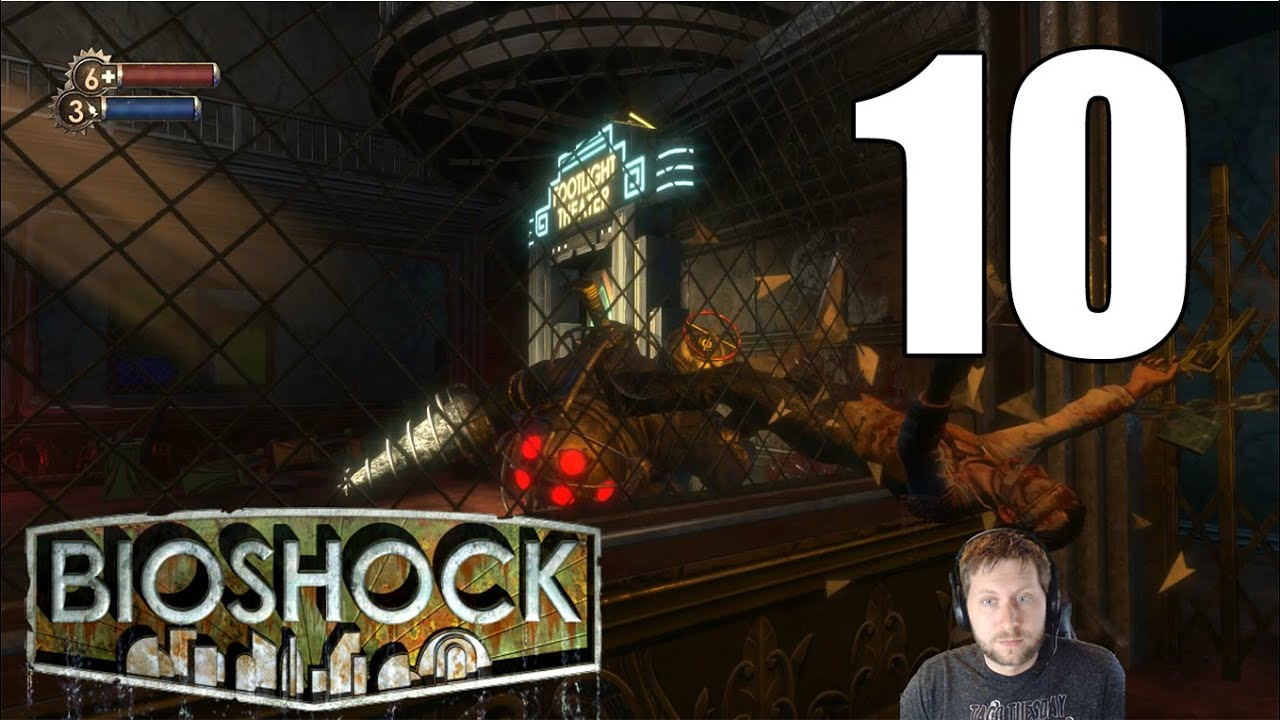 BioShock Remastered - Let's Play Part 10: Invent the Lazarus Vector