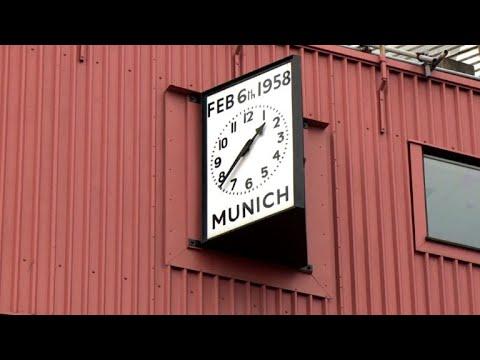Man Utd Munich air crash haunts McGuinness 60 years on