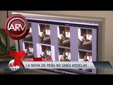 Así es Tania Ruíz, según su fotógrafo | Al Rojo Vivo | Telemundo