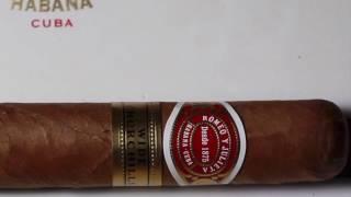 Romeo y Julieta Wide Churchills Cuban Cigar Unboxing 2010 Box Date