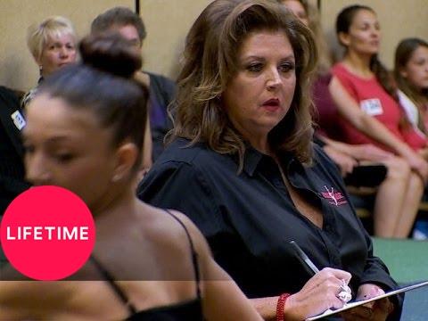 Download Dance Moms: Bonus Scene: Abby's Audition (S5, E7) | Lifetime
