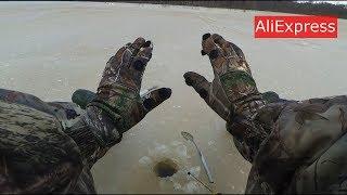 Перчатки NEWBOLER для рыбалки и охоты с Алиэкспресс