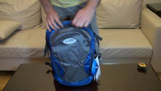 Розпакування рюкзака Terra Incognita Master 30 з Rozetka com ua