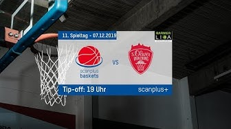Livestream scanplus baskets vs. TG s.Oliver Würzburg | BARMER 2.Basketball Bundesliga ProB