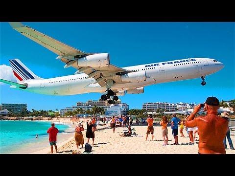 7 Самых Страшных Аэропортов в Мире