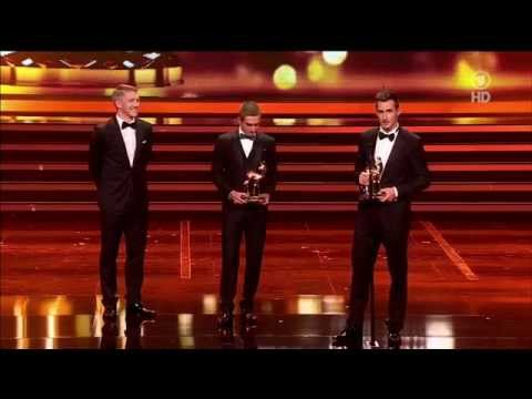 2014 Bambi Awards - Miroslav Klose & Philipp Lahm