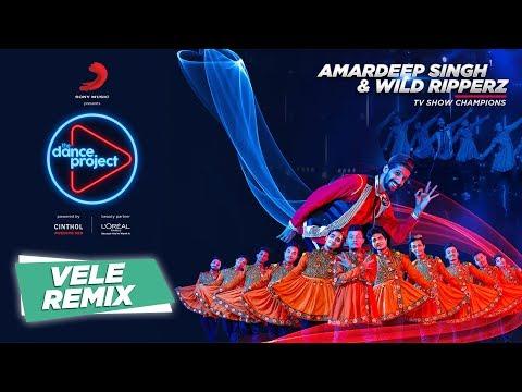 Vele - Hip Hop Mix   Amardeep Singh   Wild Ripperz   Student Of The Year