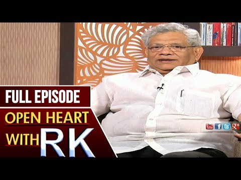 CPI(M) General Secretary Sitaram Yechury | Open Heart with RK | Full Episode | ABN Telugu