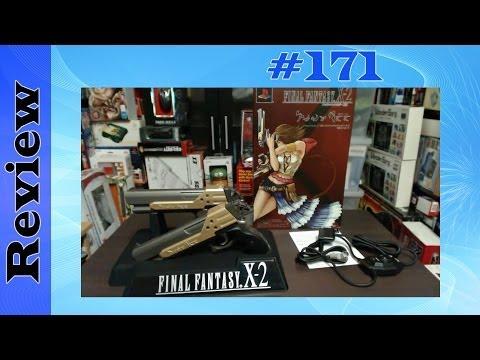 Final Fantasy X-2 Tiny Bee Controller - Yuna's Guns (PlayStation 2)