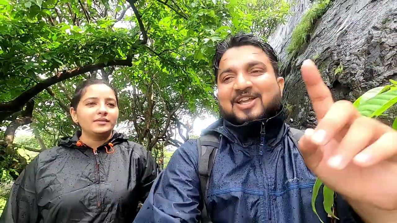 आमच्या पहिल्याच ट्रेकिंग ला पियू ने का घेतली माघार? | PriyankaPrakash | Vlog#59