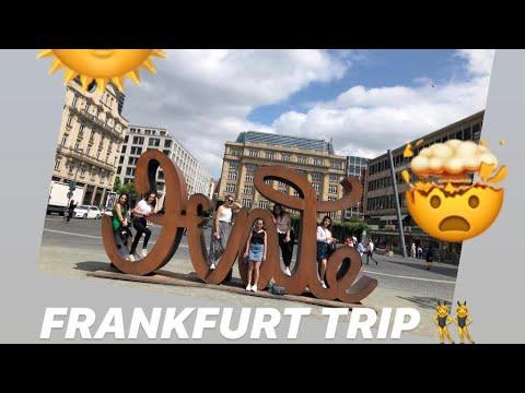 NJE FUNDJAVE ME GOCAT   WEEKEND TRIP   FRANKFURT   GERMANY