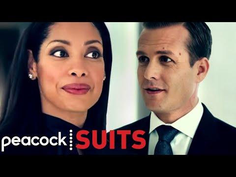 Jessica Promotes Harvey to Junior Partner | Suits