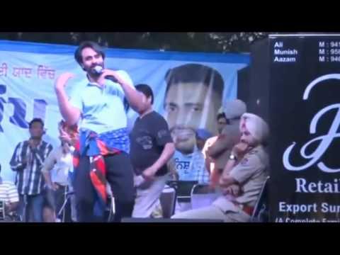 Sajjan Rumaal De Gaya - Babbu Maan (Live Performance) in Chandigarh    KHULLA AKHARA