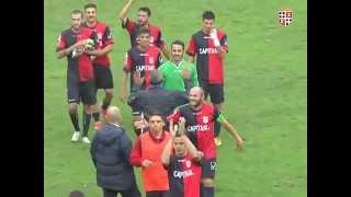 Sintesi Torres - Olbia 2-1 (1^ serie D 2015-16)
