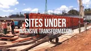 Metro Express: Progress Video - August 2018