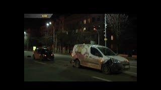 Потрійне ДТП у столиці. Зіштовхнулися «Shkoda», «Citroen» і «Ford»