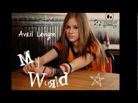 Avril Lavigne - My World (FanMade Video) HD