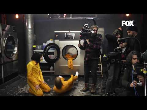 Vis a Vis 3x02 - Extras: la lavadería