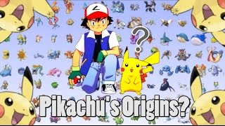 Pokemon Theory: Where Is Ash's Pikachu From?