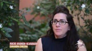 Leon Center. Interview with Rocío Aranda-Alvarado.