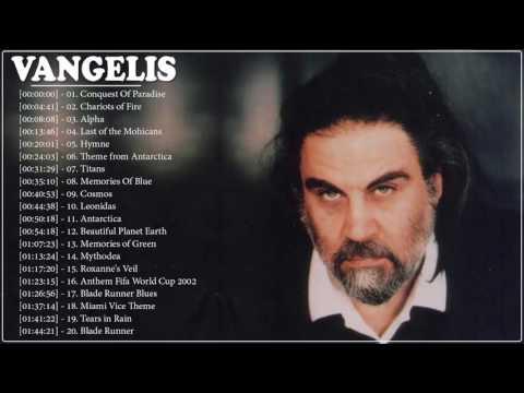Vangelis ∻ GOLD • Greatest Hits Full Compilation l Best Of Vangelis l Vangelis Full Playlist  2017