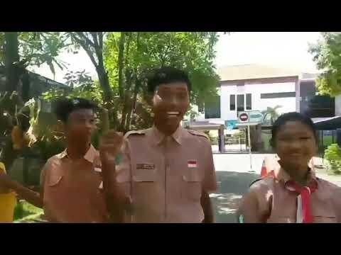LOMBA VLOG KENDALIKAN SAMPAH PLASTIK Hafisa Ghania SMPN 39 SBY