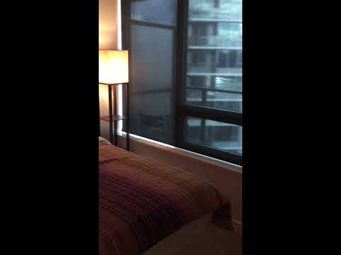Bright Furnished 1bd and Den in False Creek North Downtown Vancouver