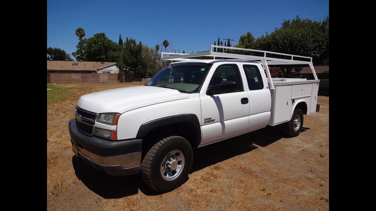 Used Chevy 2500 Trucks For Sale