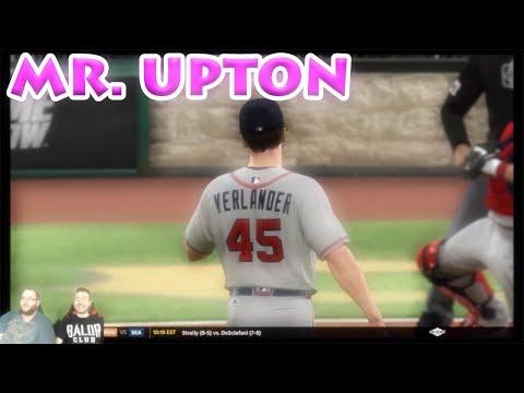 MLB The Show 18 Franchise Episode 12 - Justin Upton-Verlander