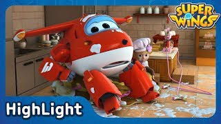 A Winning Recipe | SuperWings Highlight | S1 EP22