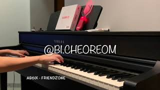 AB6IX - FRIENDZONE Piano Cover