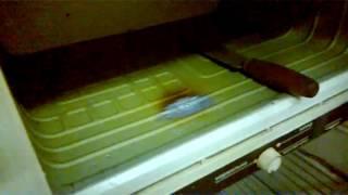 видео Утечка фреона в холодильнике - Rem-holod.Spb.ru