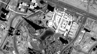Skybox Imaging HD Video of Burj Khalifa on April 9, 2014 (1080p)