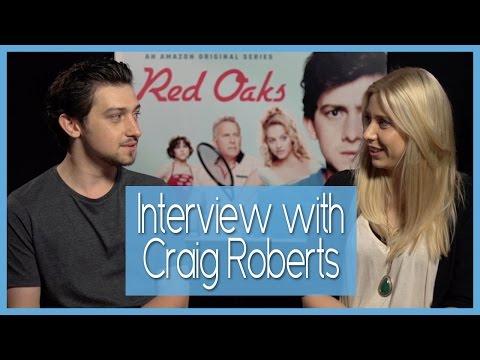with Craig Roberts