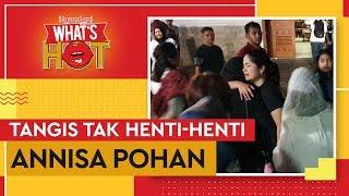 Tak Berhenti Menangis, Annisa Pohan Merasa Ingin Lebih Menjaga Ani Yudhoyono