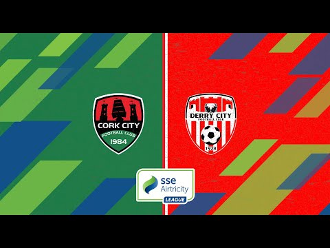 Premier Division GW18: Cork City 1-1 Derry City