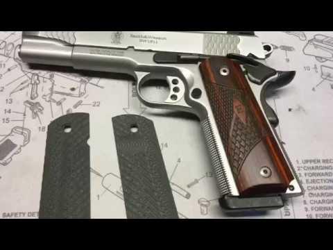 LOK Grips - 1911 Spec-Ops