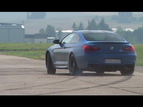 BMW M6: Querbeschleuniger - Fast Lap | auto motor und sport