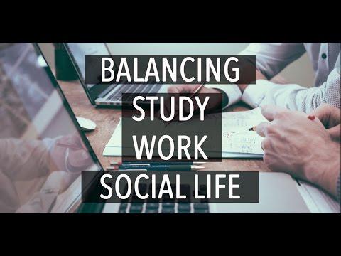 Balancing Study, Work & General Life During Exams