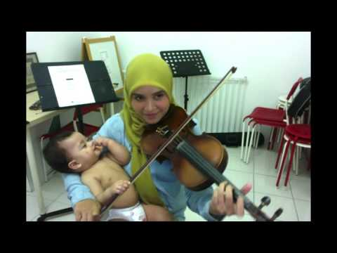 Isabella 1998 ( Violin Cover By Endang Hyder )