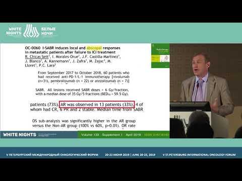 Возможности стереотаксической лучевой терапии рака легкого (Новиков С.Н.)
