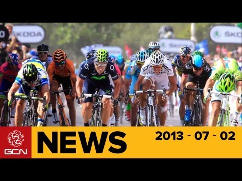 Tour De France And The Giro Rosa  - GCN Weekly Cycling News Show - Episode 27