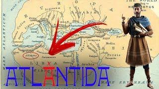 Atlântida REVELADA Antigo MAPA prova que Cidade Perdida estava debaixo de nosso nariz   2ª PARTE