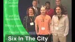 SAP Developer Challenge 2008