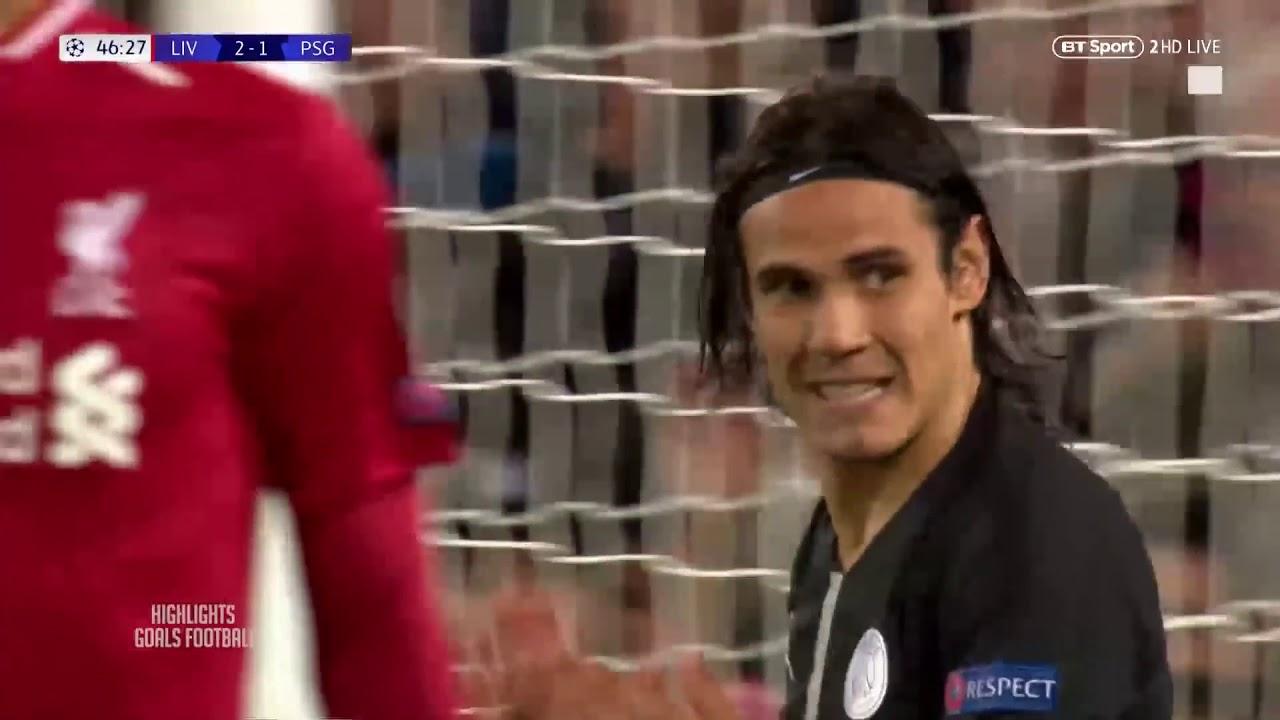 Download Liverpool vs PSG  3 2  Highlights & Goals  UCL 201819