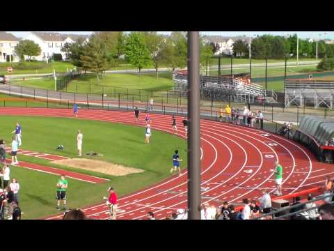 2015 Wohlhuter Invitational -  Boys 1600m