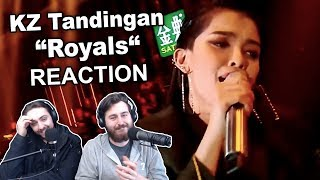 """KZ Tandingan - Royals"" Singers Reaction"
