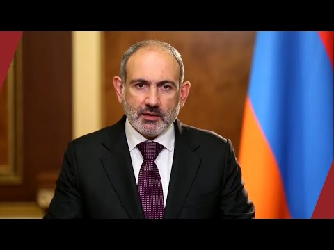 Pashinyan Recalls the Right to Self-Determination of People to the UN